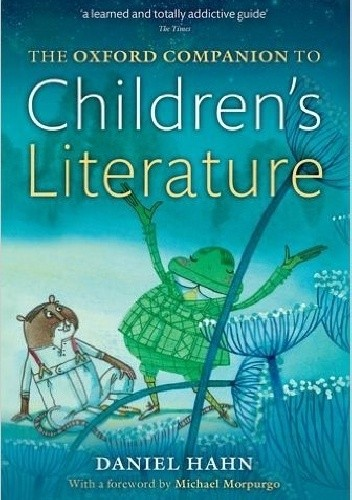 Okładka książki The Oxford Companion to Children's Literature