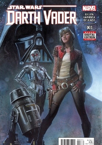 Okładka książki Darth Vader #3