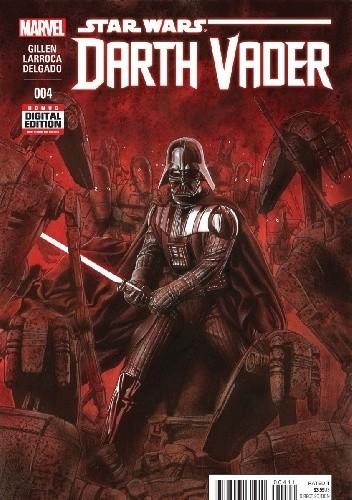 Okładka książki Darth Vader #4