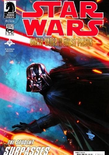Okładka książki Darth Vader and the Ghost Prison #5