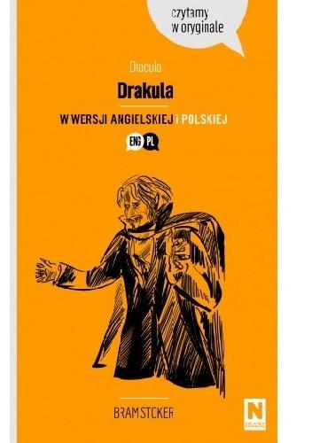 Okładka książki Czytamy w oryginale. Drakula
