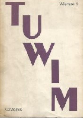 Okładka książki Tuwim wiersze tom 2