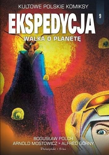 Okładka książki Ekspedycja. Walka o planetę
