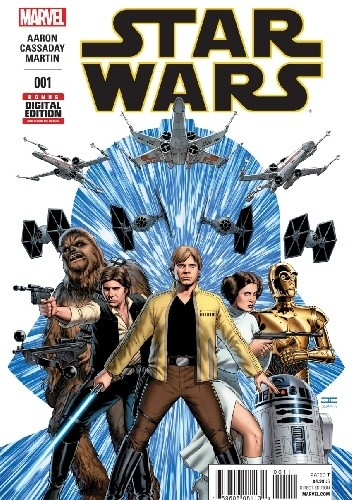 Okładka książki Star Wars #1