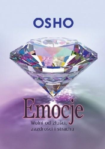 Okładka książki EMOCJE. Wolni od złości, zazdrości i strachu