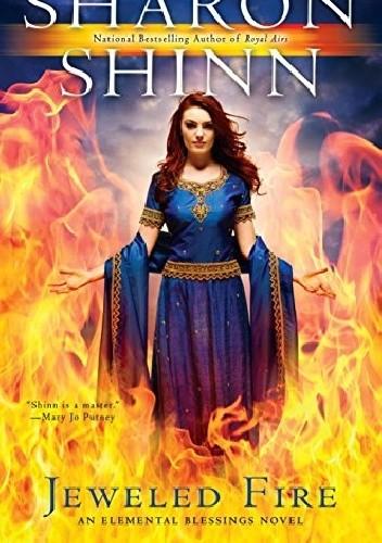Okładka książki Jeweled fire