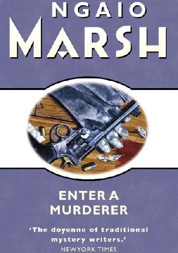 Okładka książki Enter a Murderer