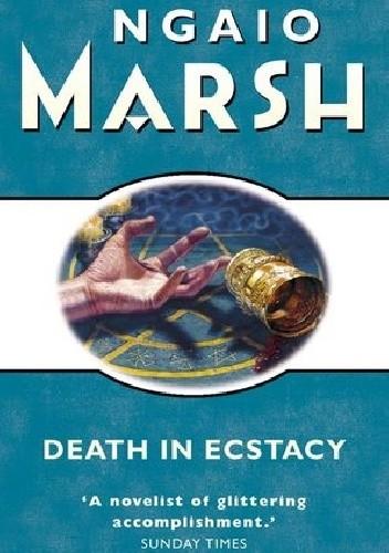 Okładka książki Death in Ecstasy