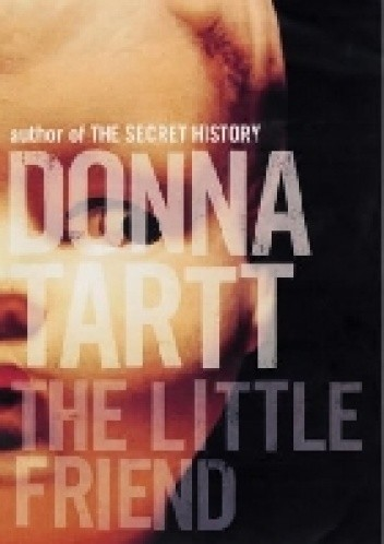 Okładka książki The Little Friend