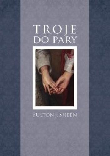 Okładka książki Troje do pary