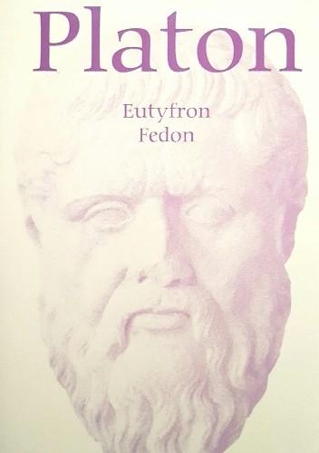 Okładka książki Eutyfron. Fedon