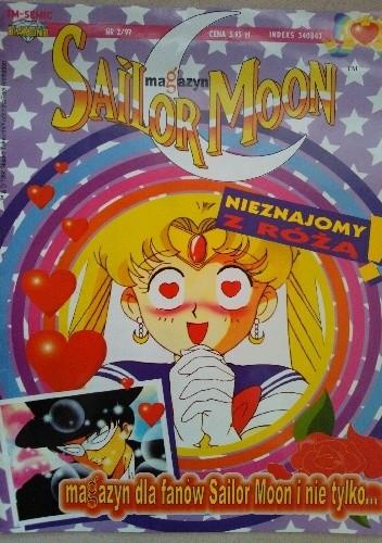 Okładka książki Sailor Moon magazyn nr 2/97