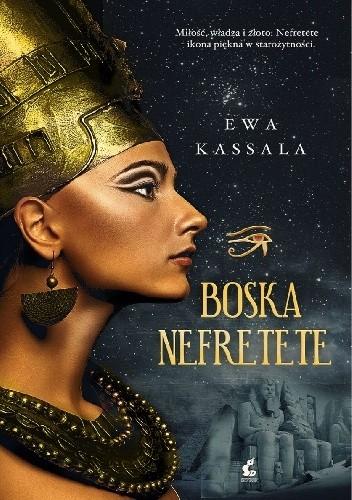 Okładka książki Boska Nefretete