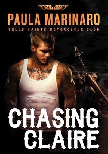 Okładka książki Chasing Claire