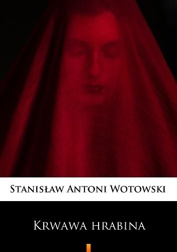 Okładka książki Krwawa hrabina