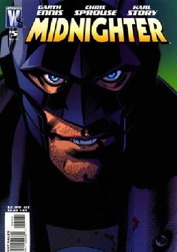 Okładka książki Midnighter #5
