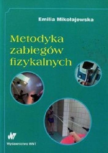 Okładka książki Metodyka zabiegów fizykalnych
