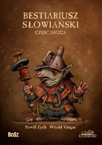 Okładka książki Bestiariusz słowiański. Część druga