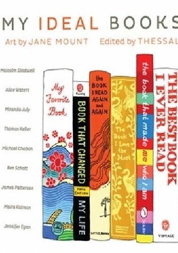 Okładka książki My Ideal Bookshelf