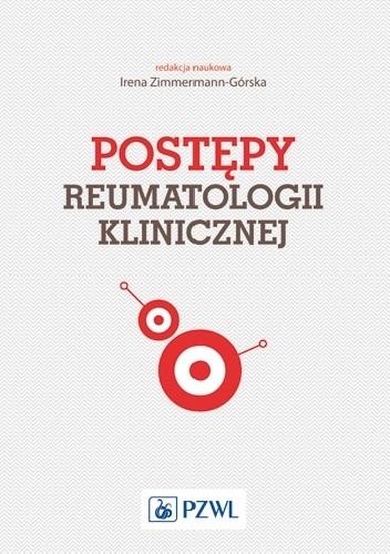 Okładka książki Postępy reumatologii klinicznej