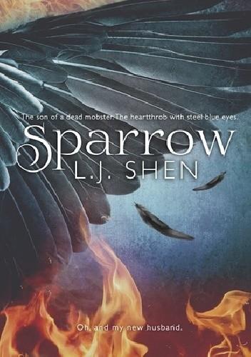 Okładka książki Sparrow