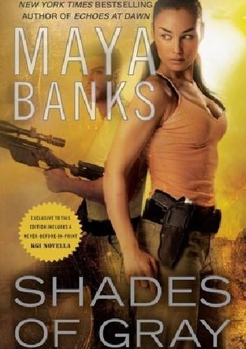 Okładka książki Shades of Gray