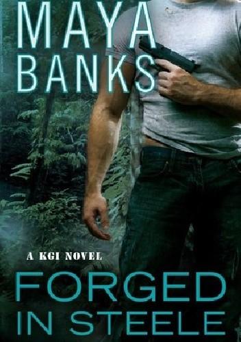 Okładka książki Forged in Steele