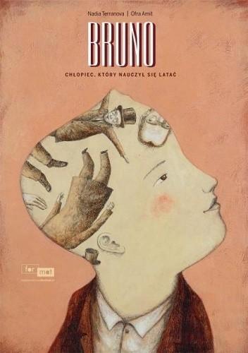Okładka książki Bruno. Chłopiec, który nauczył się latać