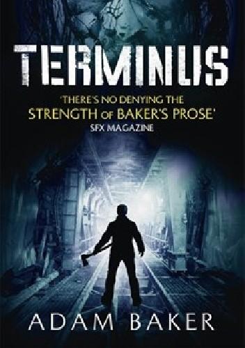 Okładka książki Terminus