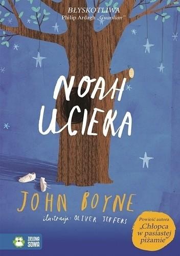 Okładka książki Noah ucieka