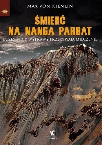 Okładka książki Śmierć na Nanga Parbat