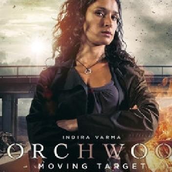 Okładka książki Torchwood: Moving Target