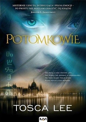 Okładka książki Potomkowie