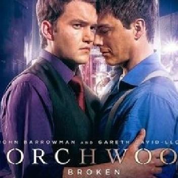 Okładka książki Torchwood: Broken