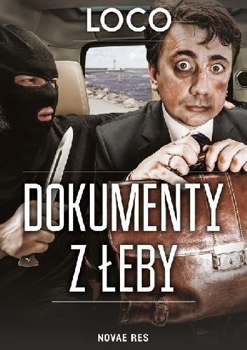 Okładka książki Dokumenty z Łeby