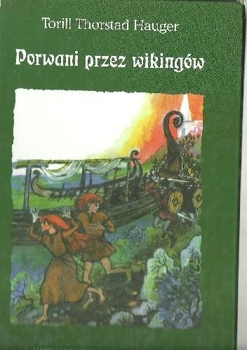 Okładka książki Porwani przez Wikingów