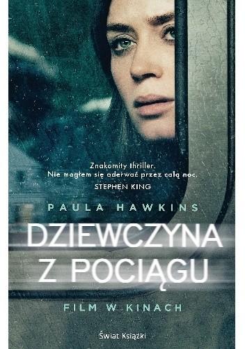 Okładka książki Dziewczyna z pociągu