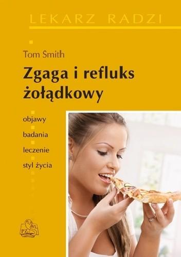 Okładka książki Zgaga i refluks żołądkowy