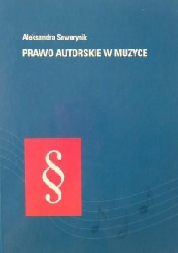 Okładka książki Prawo autorskie w muzyce