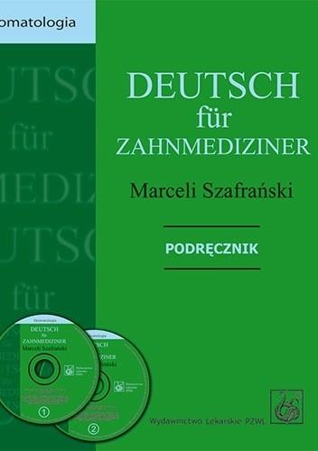 Okładka książki Deutsch für Zahnmediziner. Podręcznik. Stomatologia