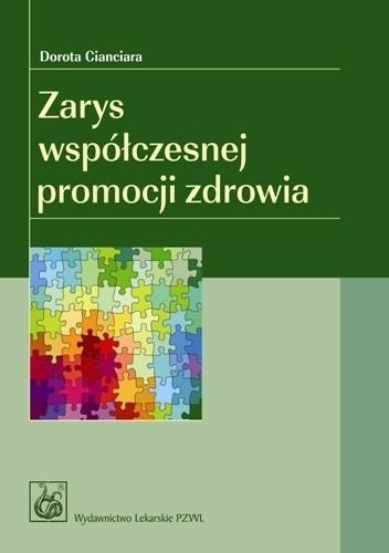 Okładka książki Zarys współczesnej promocji zdrowia