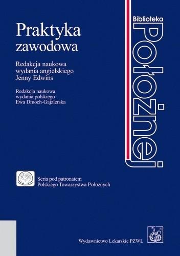 Okładka książki Praktyka zawodowa. Biblioteka położnej