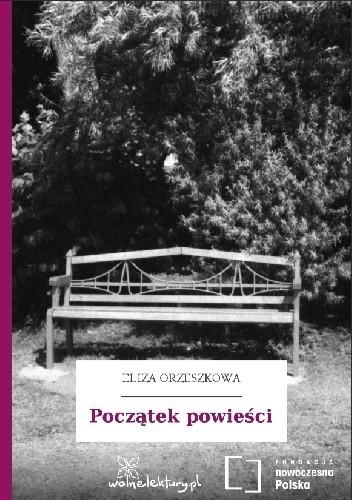 Okładka książki Początek powieści