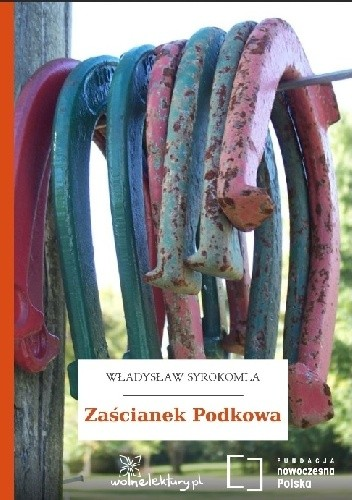 Okładka książki Zaścianek podkowa
