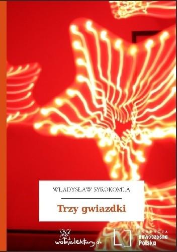 Okładka książki Trzy gwiazdki