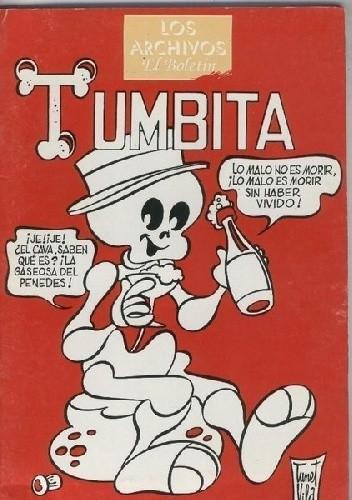 Okładka książki Tumbita