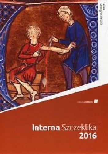 Okładka książki Interna Szczeklika 2016