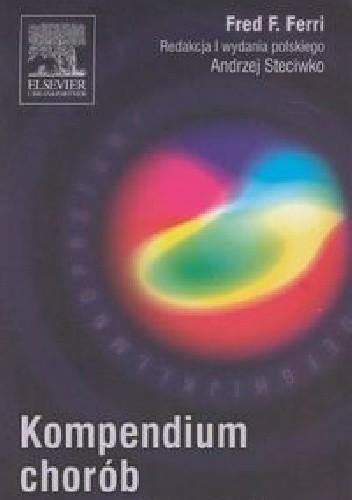 Okładka książki Kompendium chorób wewnętrznych