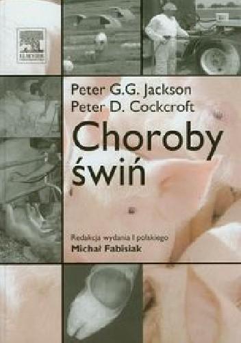Okładka książki Choroby świń
