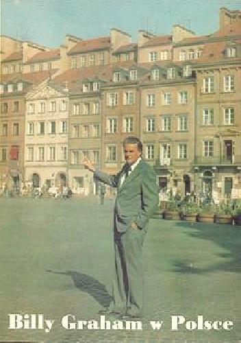 Okładka książki Billy Graham w Polsce